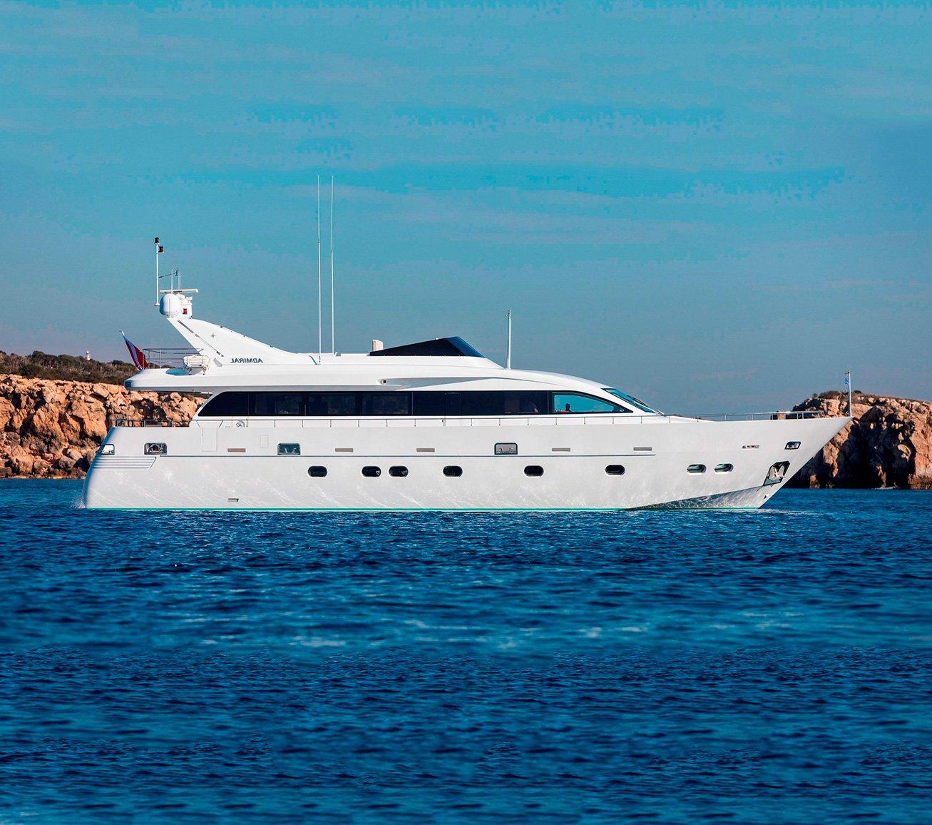 Nashira Yacht - Profile | Flagship-yachts.com